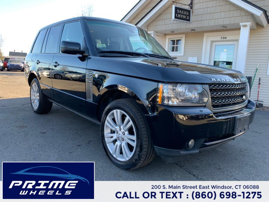 Used 2011 Land Rover Range Rover in East Windsor, Connecticut | Prime Wheels. East Windsor, Connecticut