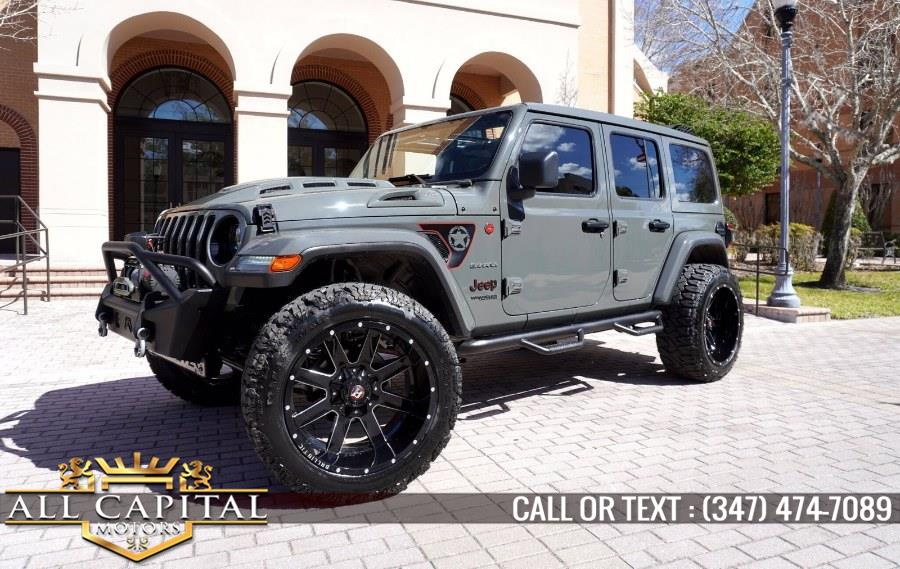 Used 2021 Jeep Wrangler in Brooklyn, New York | All Capital Motors. Brooklyn, New York