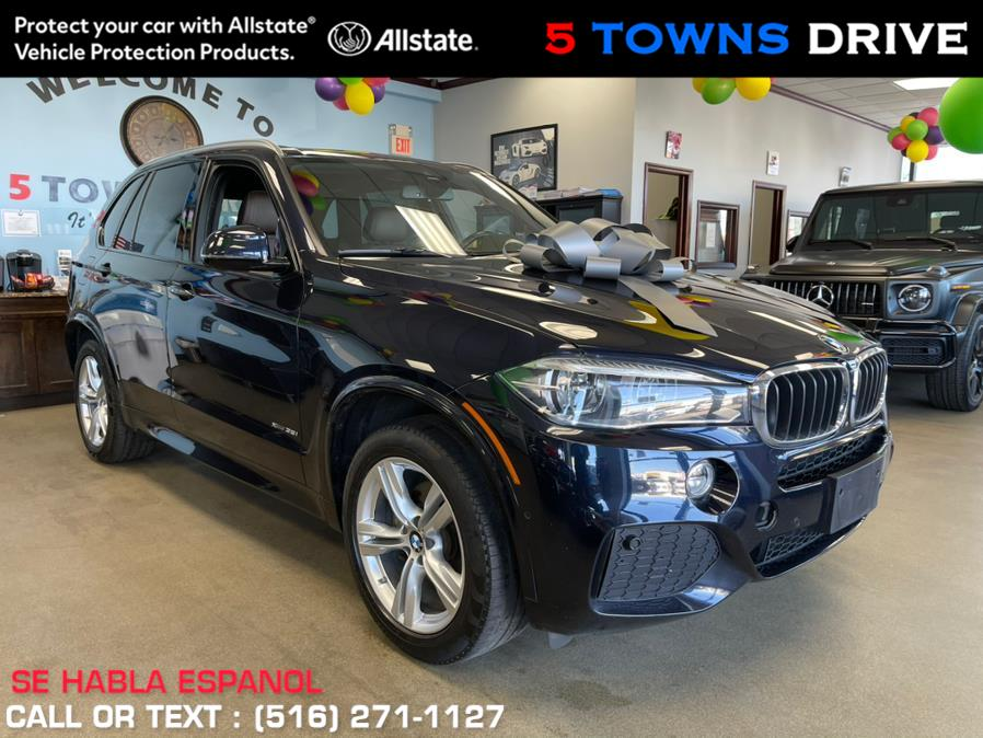 Used BMW X5 M/SPORT xDrive35i Sports Activity Vehicle 2018 | 5 Towns Drive. Inwood, New York