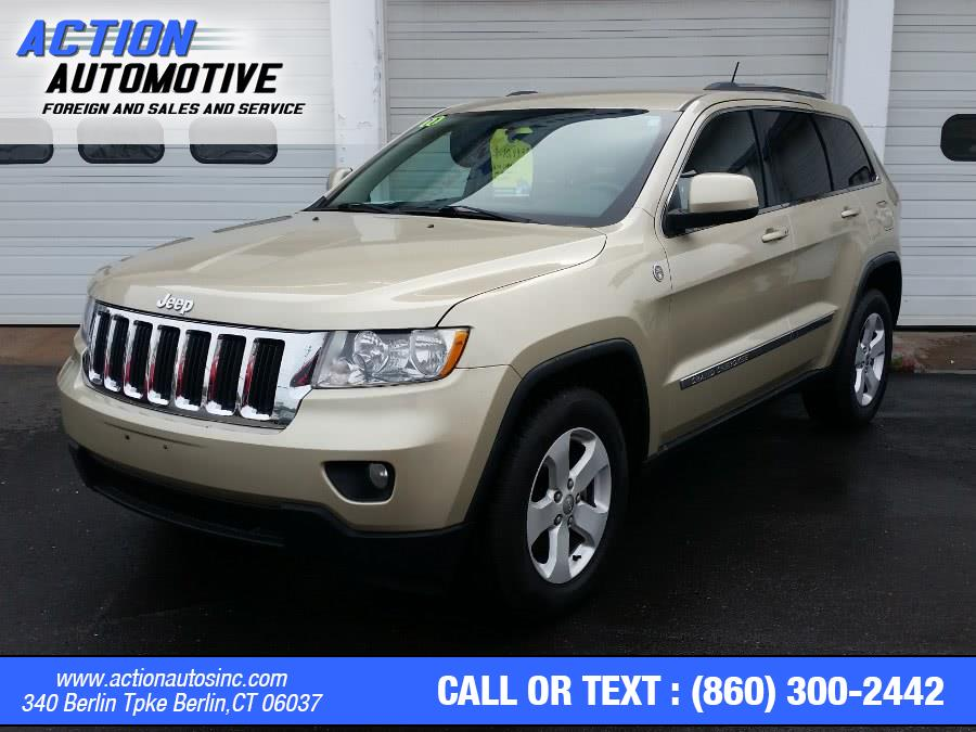 Used Jeep Grand Cherokee 4WD 4dr Laredo 2011 | Action Automotive. Berlin, Connecticut