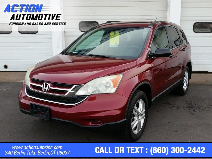 Used Honda CR-V 4WD 5dr EX 2010 | Action Automotive. Berlin, Connecticut