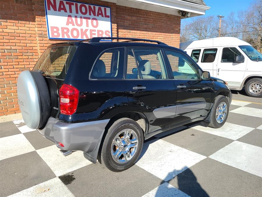 Used Toyota RAV4 4dr Auto 4WD 2005   National Auto Brokers, Inc.. Waterbury, Connecticut