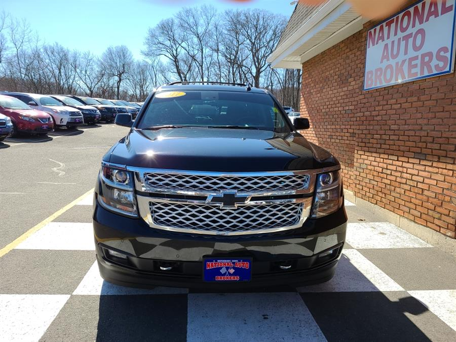Used Chevrolet Tahoe 4WD 4dr LT 2017 | National Auto Brokers, Inc.. Waterbury, Connecticut