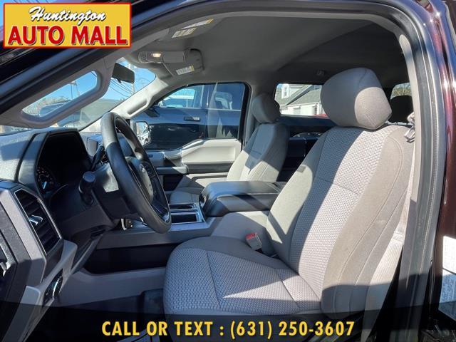 Used Ford F-150 XLT 4WD SuperCrew 2018   Huntington Auto Mall. Huntington Station, New York