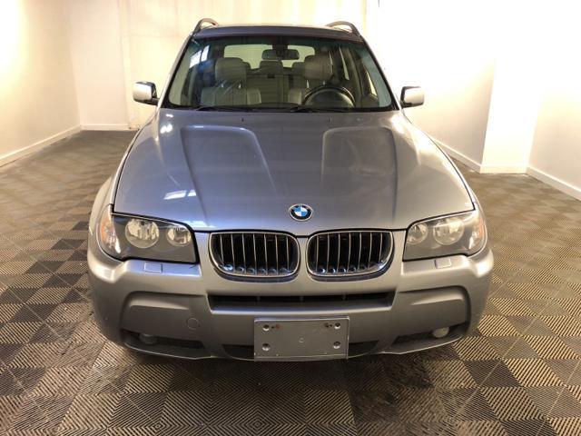 Used 2006 BMW X3 in Brooklyn, New York | Atlantic Used Car Sales. Brooklyn, New York