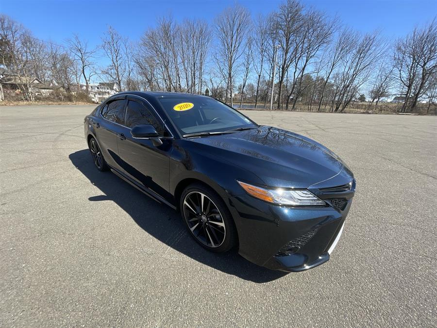 Used 2020 Toyota Camry in Stratford, Connecticut | Wiz Leasing Inc. Stratford, Connecticut