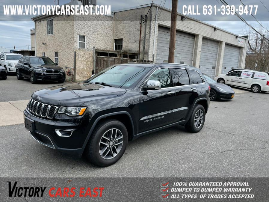 Used Jeep Grand Cherokee Limited 4x4 2017 | Victory Cars East LLC. Huntington, New York