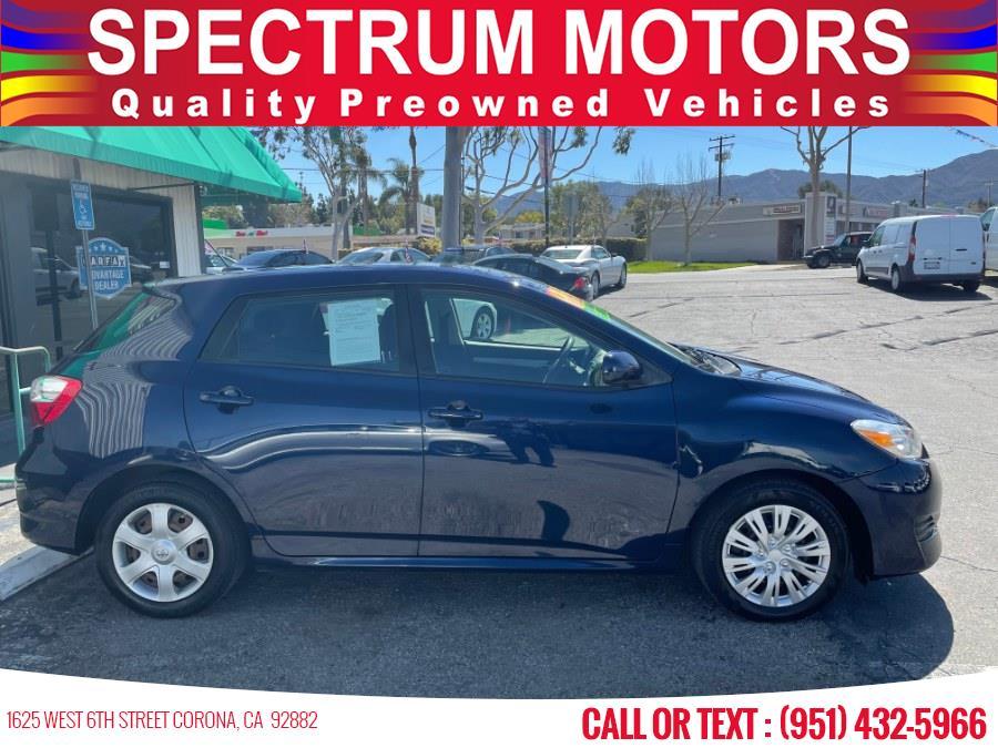 Used 2009 Toyota Matrix in Corona, California | Spectrum Motors. Corona, California