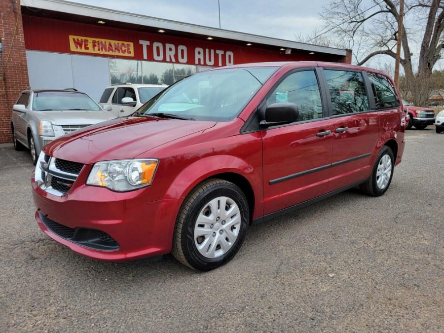 Used Dodge Grand Caravan SE 2014   Toro Auto. East Windsor, Connecticut
