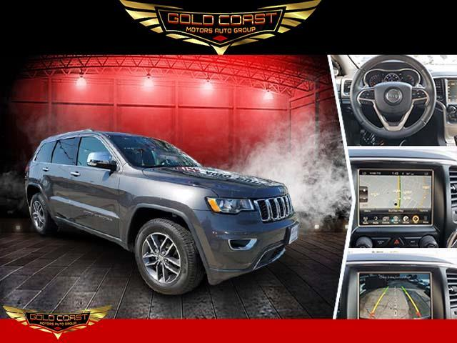 Used Jeep Grand Cherokee Limited 4x4 2017 | Sunrise Auto Outlet. Amityville, New York