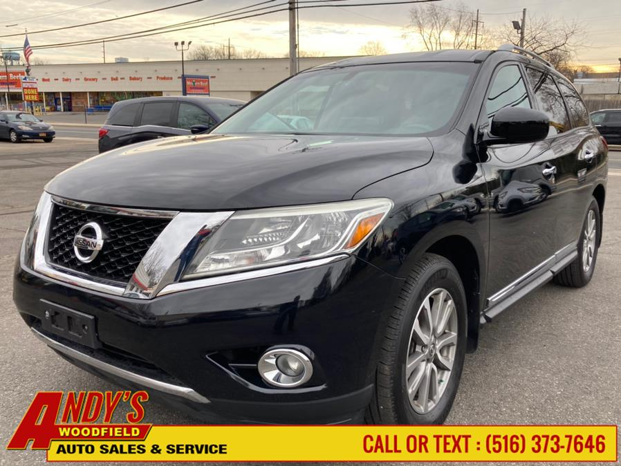 Used 2014 Nissan Pathfinder in West Hempstead, New York | Andy's Woodfield. West Hempstead, New York
