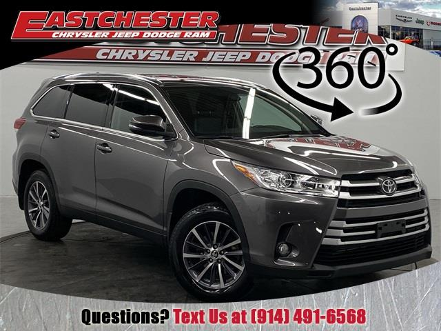 Used 2019 Toyota Highlander in Bronx, New York | Eastchester Motor Cars. Bronx, New York