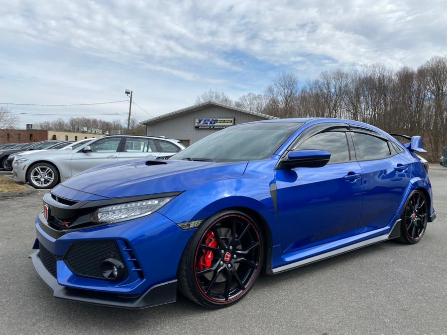 Used 2019 Honda Civic Type R in Berlin, Connecticut | Tru Auto Mall. Berlin, Connecticut
