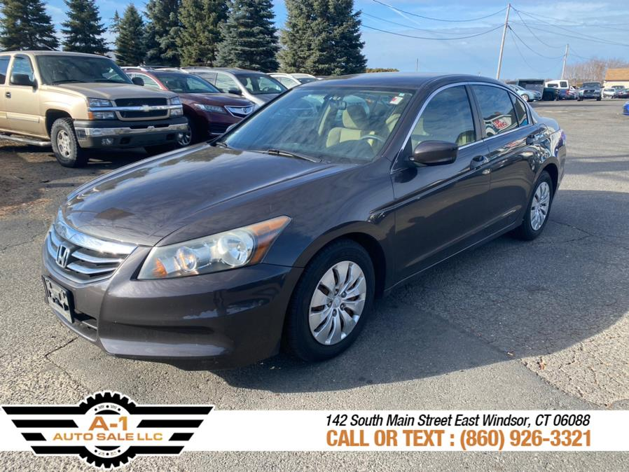 Used 2011 Honda Accord Sdn in East Windsor, Connecticut | A1 Auto Sale LLC. East Windsor, Connecticut