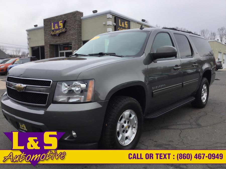 Used 2011 Chevrolet Suburban in Plantsville, Connecticut | L&S Automotive LLC. Plantsville, Connecticut