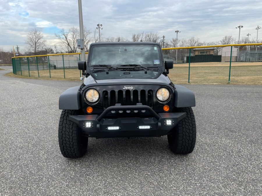 Used Jeep Wrangler Unlimited 4WD 4dr Sport 2010   Cars With Deals. Lyndhurst, New Jersey