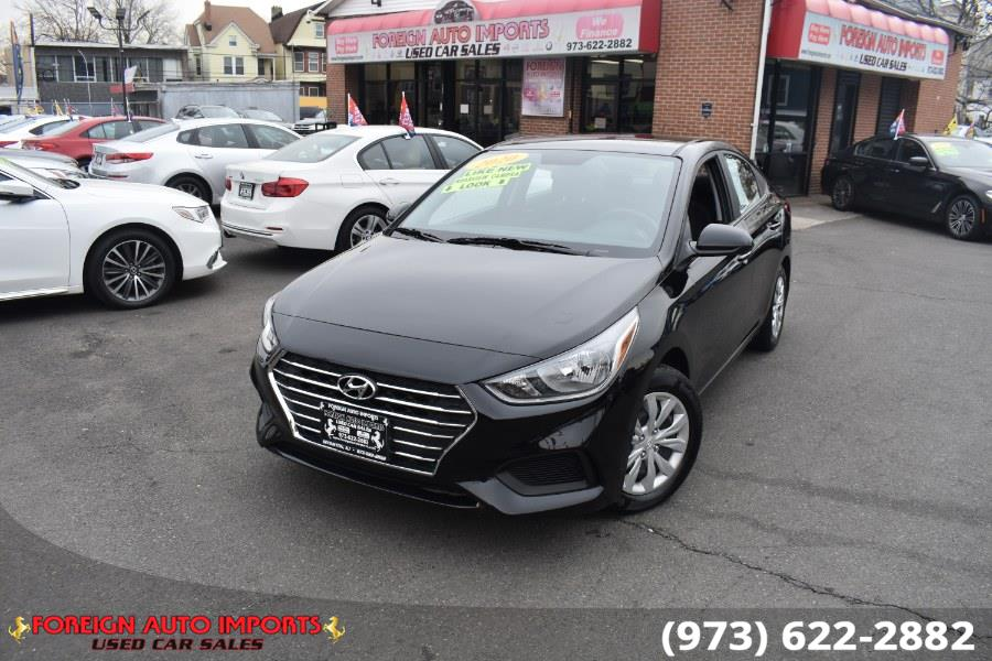 Used 2020 Hyundai Accent in Irvington, New Jersey | Foreign Auto Imports. Irvington, New Jersey