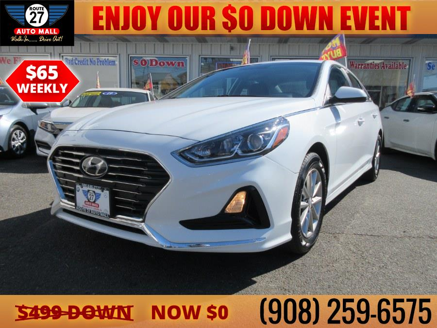 Used 2019 Hyundai Sonata in Linden, New Jersey | Route 27 Auto Mall. Linden, New Jersey