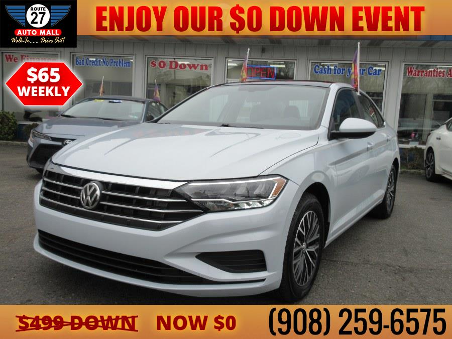 Used 2019 Volkswagen Jetta in Linden, New Jersey | Route 27 Auto Mall. Linden, New Jersey