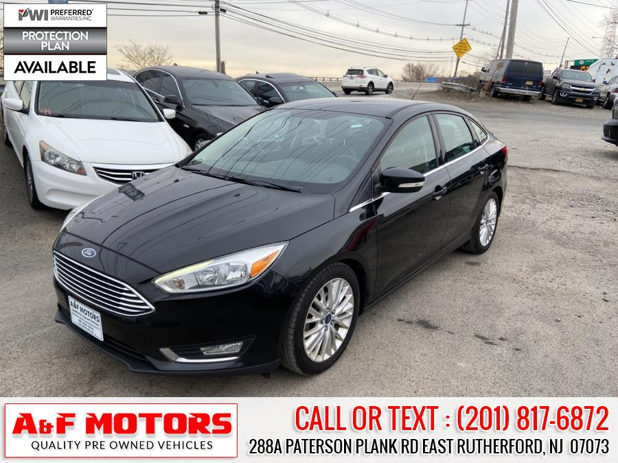 Used 2015 Ford Focus in East Rutherford, New Jersey | A&F Motors LLC. East Rutherford, New Jersey