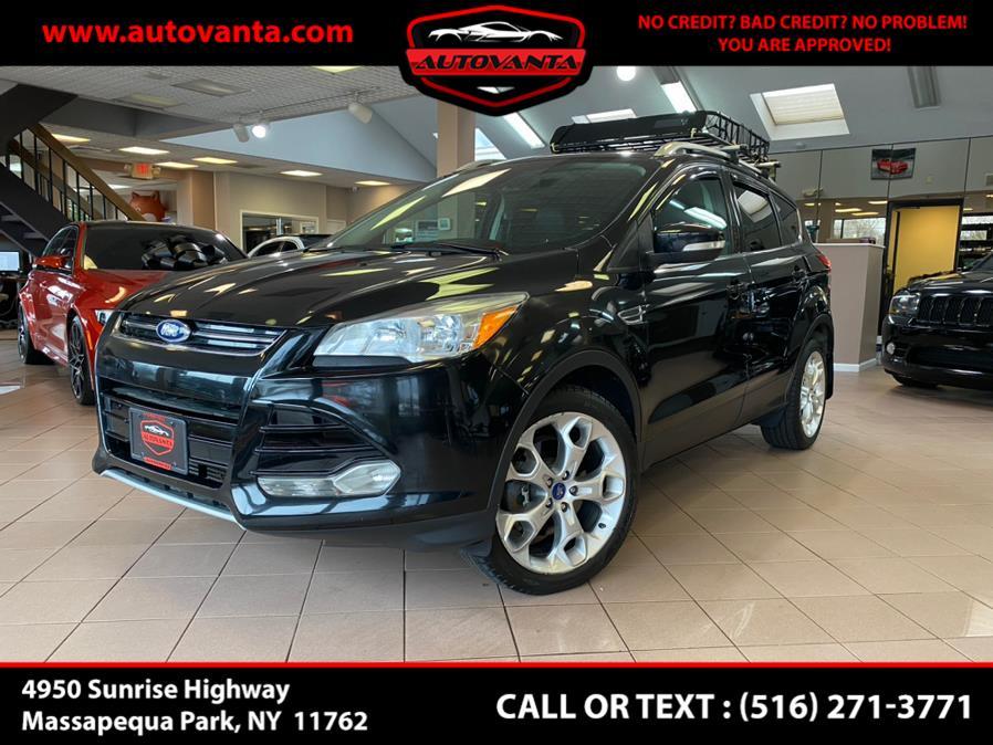 Used 2014 Ford Escape in Massapequa Park, New York | Autovanta. Massapequa Park, New York