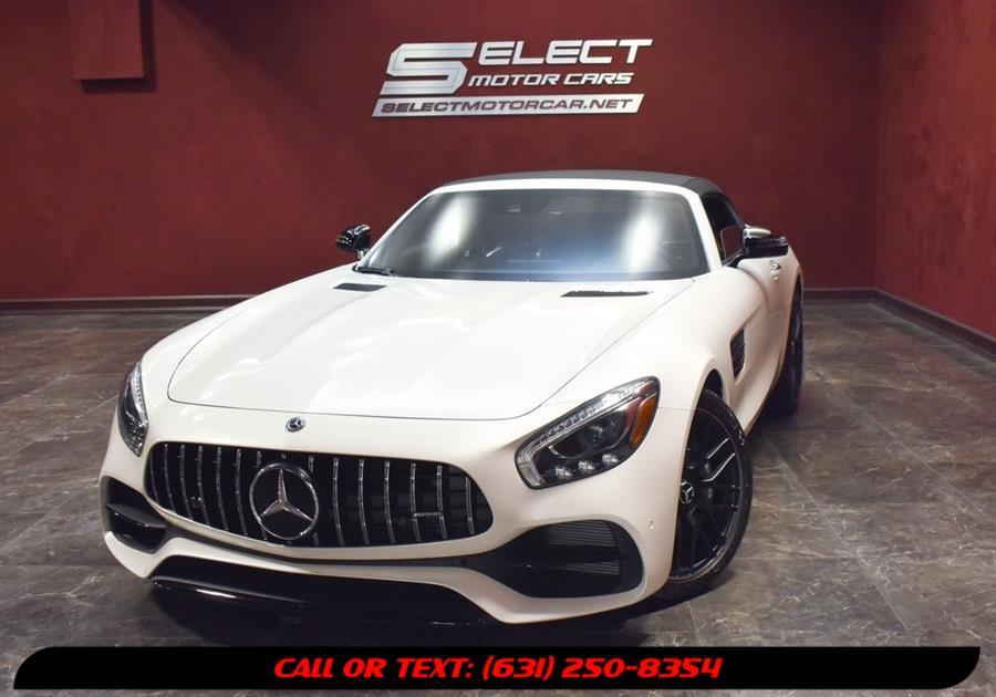 Used 2018 Mercedes-benz Amg? Gt in Deer Park, New York | Select Motor Cars. Deer Park, New York