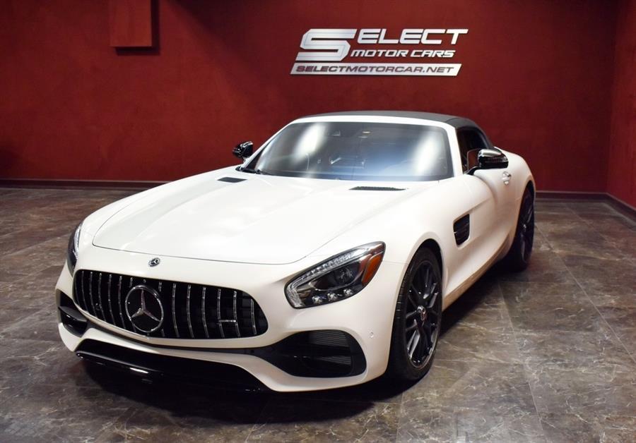 Used Mercedes-benz Amg? Gt  2018   Select Motor Cars. Deer Park, New York