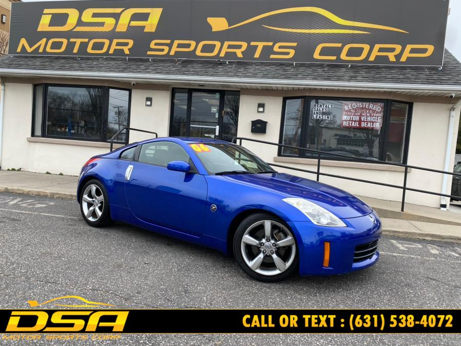 Used 2006 Nissan 350Z in Commack, New York | DSA Motor Sports Corp. Commack, New York