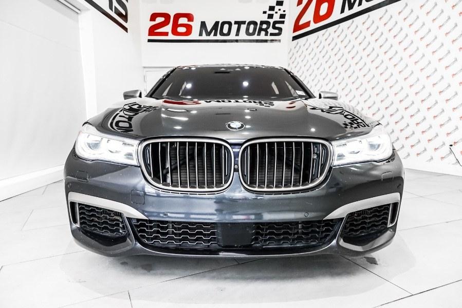 Used BMW 7 Series ///M M760i xDrive Sedan 2018 | Diamond Cars R Us Inc. Franklin Square, New York