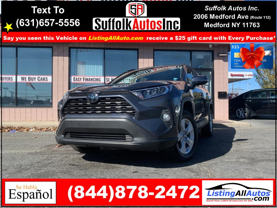 Used 2021 Toyota RAV4 in Patchogue, New York | www.ListingAllAutos.com. Patchogue, New York