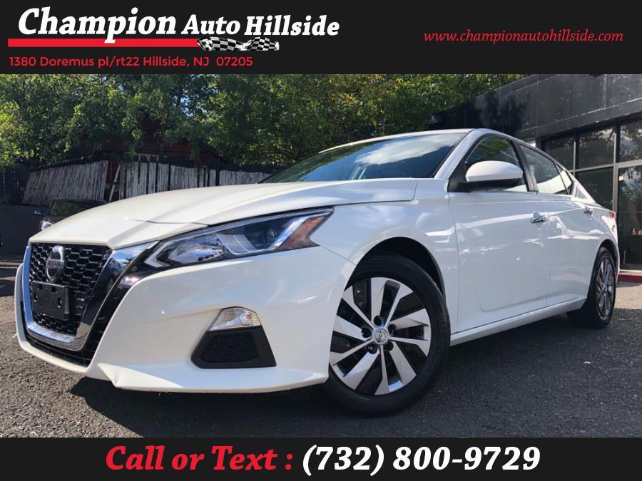 Used 2020 Nissan Altima in Hillside, New Jersey | Champion Auto Sales. Hillside, New Jersey