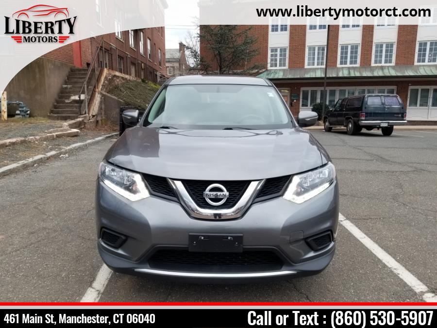 Used Nissan Rogue AWD 4dr SV 2014 | Liberty Motors. Manchester, Connecticut