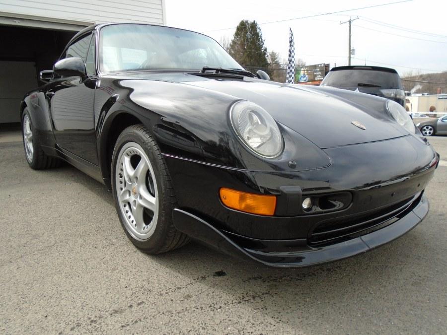 Used Porsche 911 Carrera Targa 1997 | Jim Juliani Motors. Waterbury, Connecticut