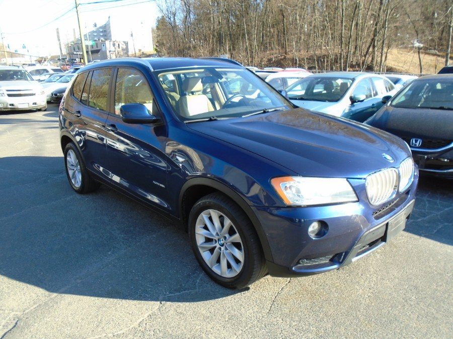 Used BMW X3 AWD 4dr xDrive28i 2013 | Jim Juliani Motors. Waterbury, Connecticut