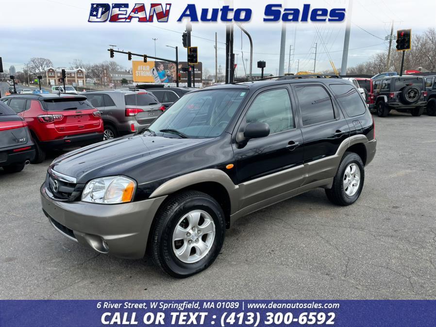 Used Mazda Tribute 3.0L Auto LX 4WD 2003 | Dean Auto Sales. W Springfield, Massachusetts
