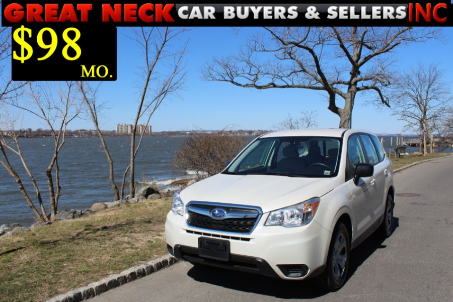 Used 2015 Subaru Forester in Great Neck, New York
