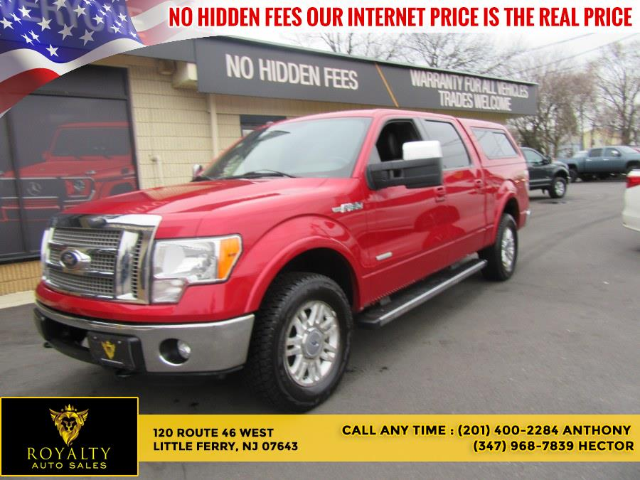 Used 2012 Ford F-150 in Little Ferry, New Jersey | Royalty Auto Sales. Little Ferry, New Jersey