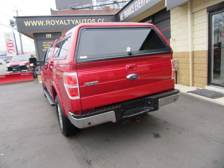 "Used Ford F-150 4WD SuperCrew 157"" Lariat 2012 