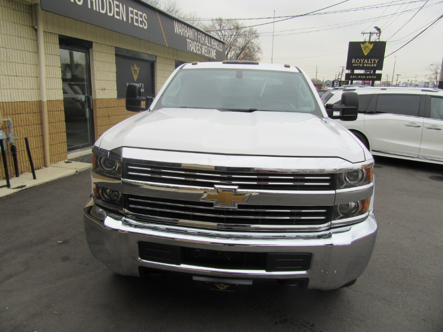 """Used Chevrolet Silverado 3500HD Built After Aug 14 4WD Crew Cab 167.7"""" Work Truck 2015 