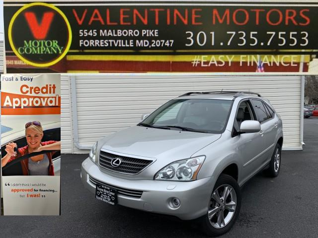 Used Lexus Rx 400h  2007 | Valentine Motor Company. Forestville, Maryland