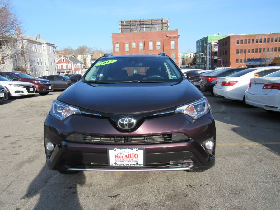 Used Toyota RAV4 XLE 2017 | Hilario's Auto Sales Inc.. Worcester, Massachusetts