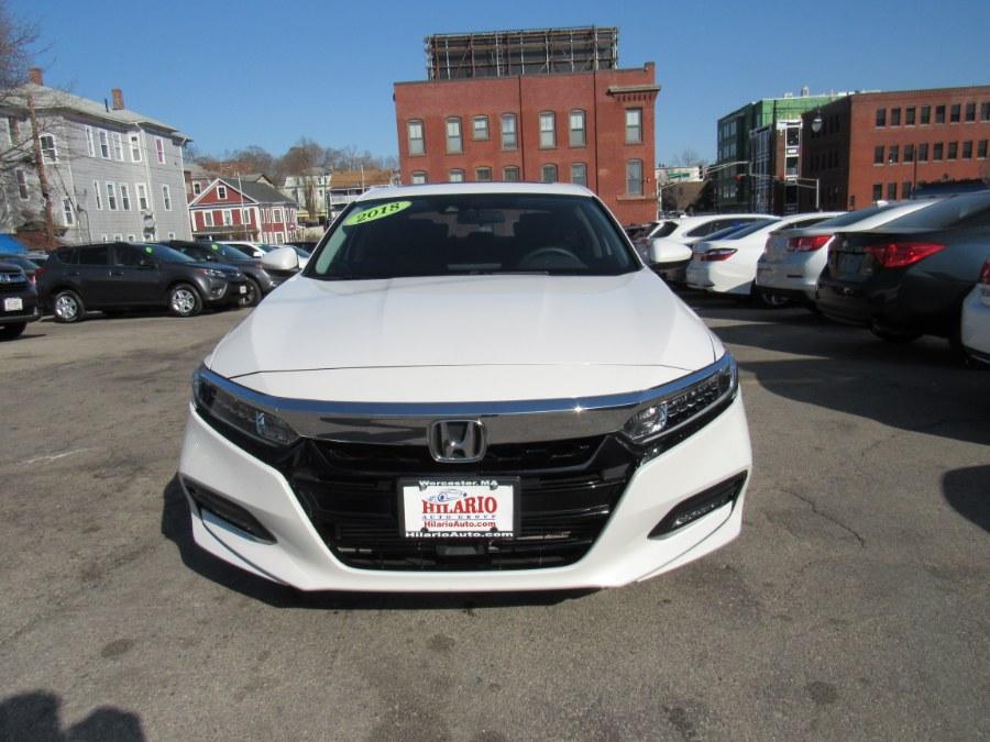 Used Honda Accord Sedan EX 2018   Hilario's Auto Sales Inc.. Worcester, Massachusetts