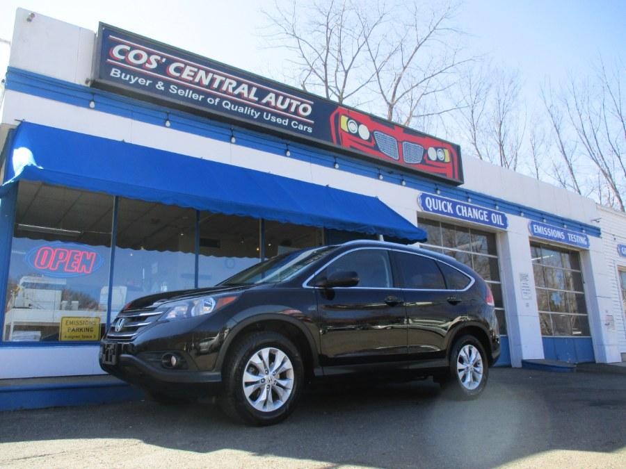 Used Honda CR-V EX-L 2012 | Cos Central Auto. Meriden, Connecticut