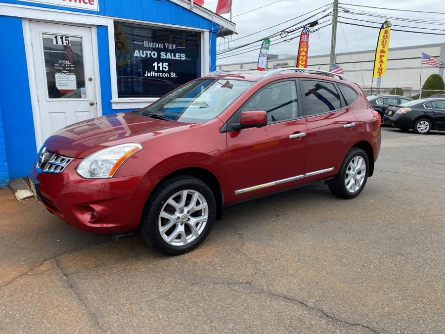 Used 2012 Nissan Rogue in Stamford, Connecticut | Harbor View Auto Sales LLC. Stamford, Connecticut