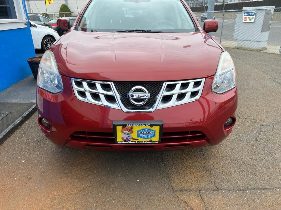 Used Nissan Rogue AWD 4dr SL 2012   Harbor View Auto Sales LLC. Stamford, Connecticut