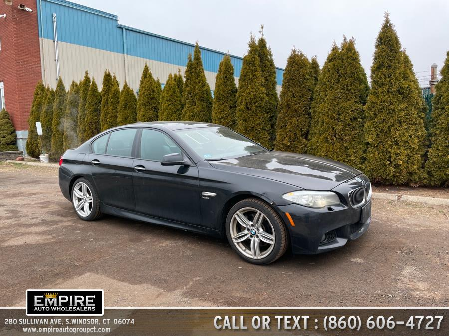 Used 2011 BMW 5 Series in S.Windsor, Connecticut | Empire Auto Wholesalers. S.Windsor, Connecticut
