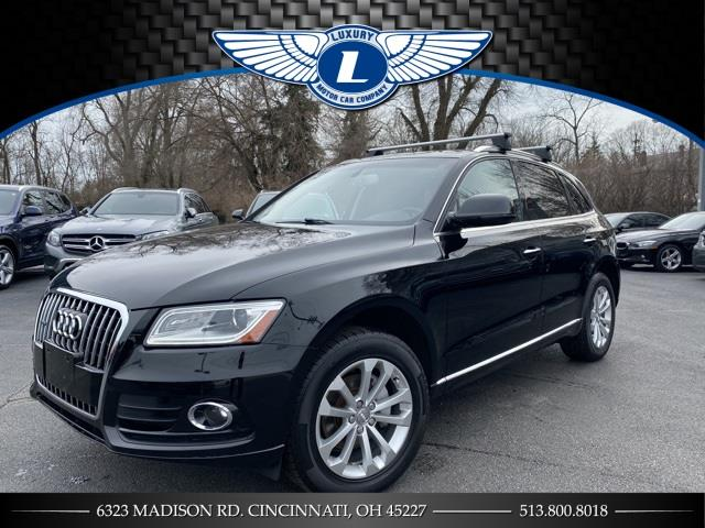 Used 2017 Audi Q5 in Cincinnati, Ohio | Luxury Motor Car Company. Cincinnati, Ohio