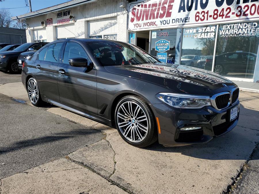 Used BMW 5 Series 540i xDrive Sedan 2017 | Sunrise Auto Outlet. Amityville, New York