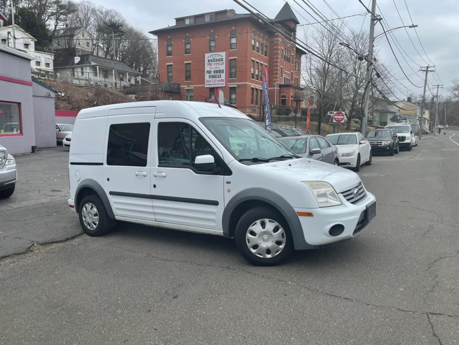 Used 2012 Ford Transit Connect Wagon in Derby, Connecticut | Bridge Motors LLC. Derby, Connecticut