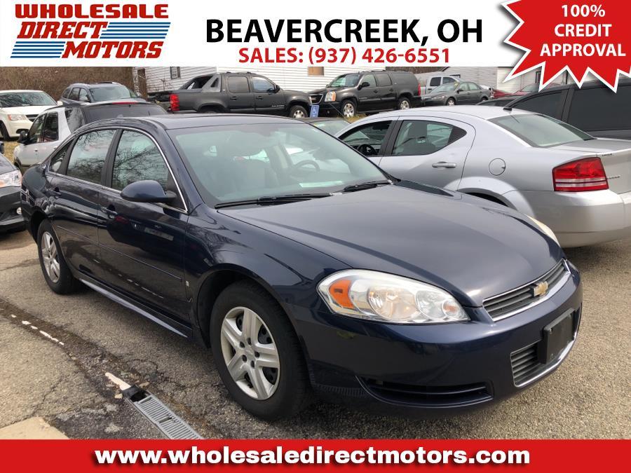 Used 2009 Chevrolet Impala in Beavercreek, Ohio | Wholesale Direct Motors. Beavercreek, Ohio
